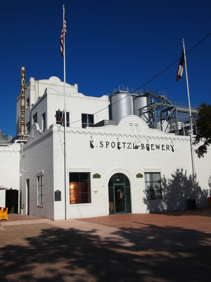 Spoetzl Brewery, Shiner, Texas