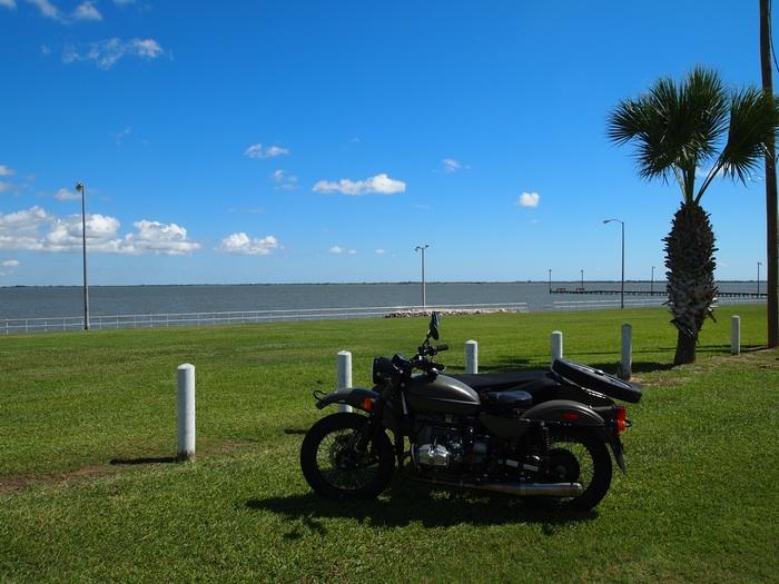 Tres Palacios Bay