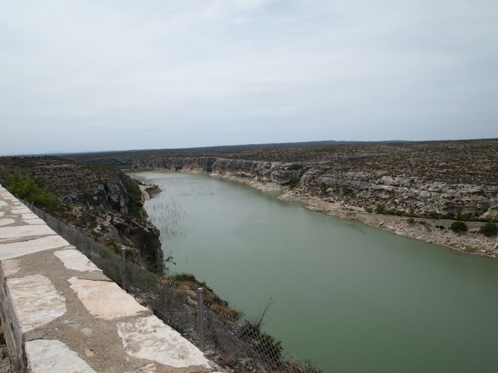 The Low Bridge on the Pecos